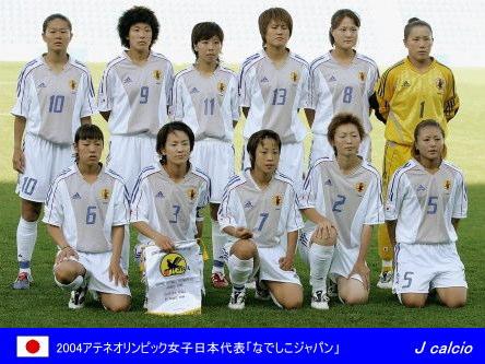 2004年アテネオリンピックのサッカー競技・女子